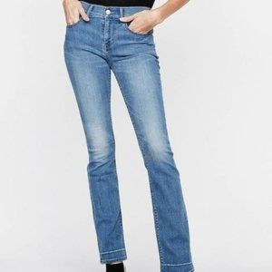 🆕Express Mid Rise Jeans - Barely Bootcut